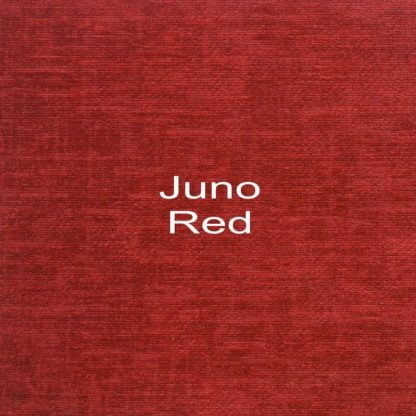 Juno Red Fabric