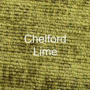 Chelford Lime Fabric