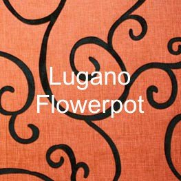 Lugano Flowerpot Fabric