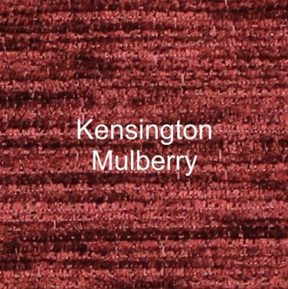 Kensington Mulberry Fabric