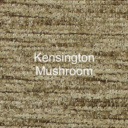 Kensington Mushroom Fabric