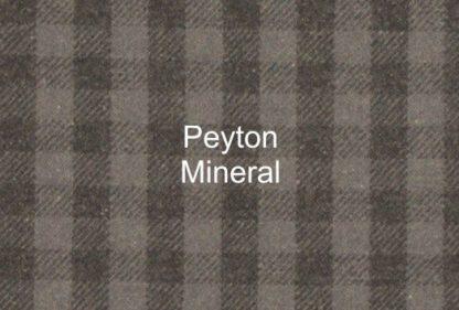 Peyton Mineral Check Fabric