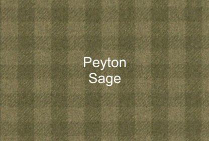 Peyton Sage Check Fabric