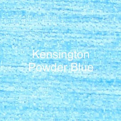 Kensington Powder Blue Fabric