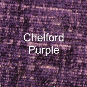 Chelford Purple Fabric