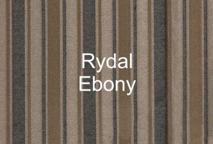 Rydal Ebony Fabric