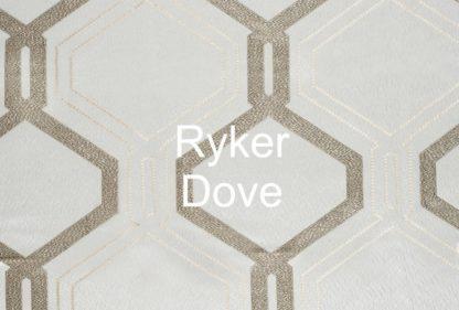 Ryker Dove Fabric