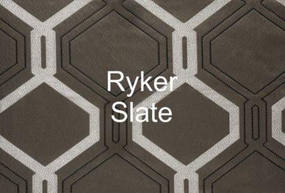 Ryker Slate Fabric