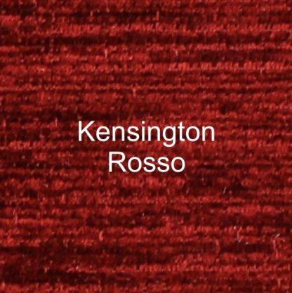 Kensington Rosso Fabric