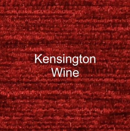 Kensington Wine Fabric