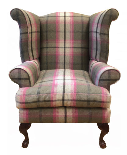 abbey queen anne tartan