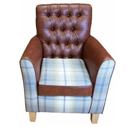 Loch Lomond chair front view