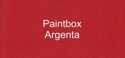 Paintbox Argenta Faux Leather Vinyl