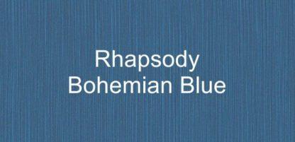 Rhapsody Bohemian Blue Fabric