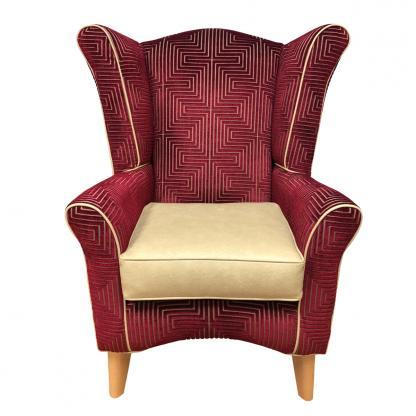 clearance Pisa Wingback Chair