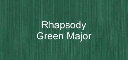 Rhapsody Green Major Fabric