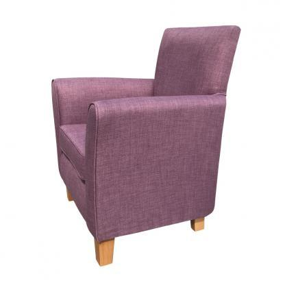 guiseley chair grape side view