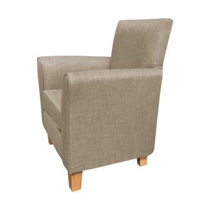 guiseley chair sand side view