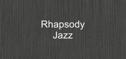 Rhapsody Jazz Fabric