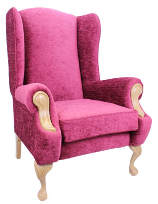 King George Juno Pink Orthopedic Chair
