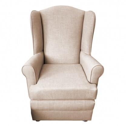 orthopedic chair front cream