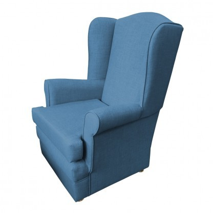 orthopedic chair side denim