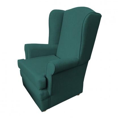 orthopedic chair side teal