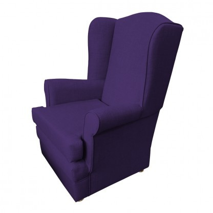 orthopedic chair side violet