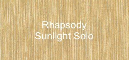 Rhapsody Sunlight Solo Fabric